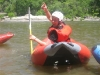 Ben whitewater rafting on the nolichucky river