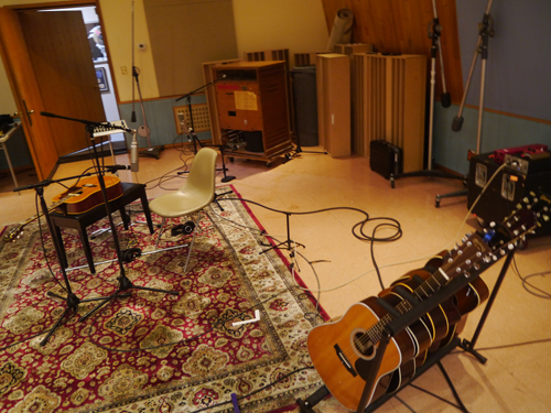 Matchbox Twenty LA Recording Studio