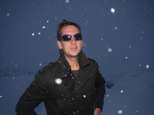 Ben in the Snow