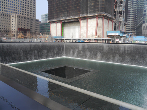 9/11 Memorial, Ground Zero, New York