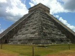 Mayan Ruins in Chichen Itza