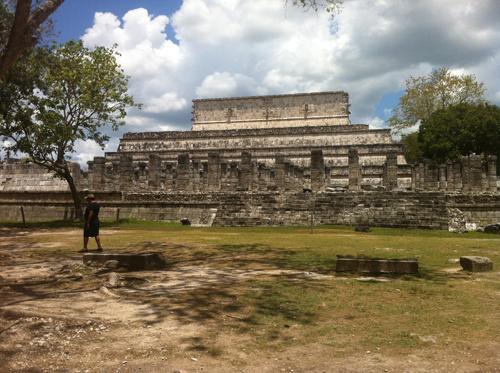 Mayan Ruins, Chichen Itza