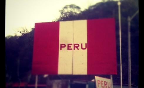Border Crossing into Peru from Ecuador