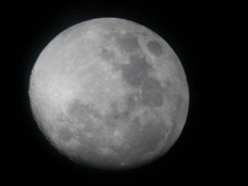 HD Photo of the Moon