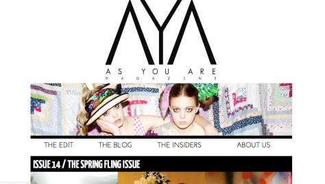 As You Are Magazine
