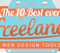 The 10 best freelance web design tools