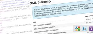 WP Google XML Sitemaps