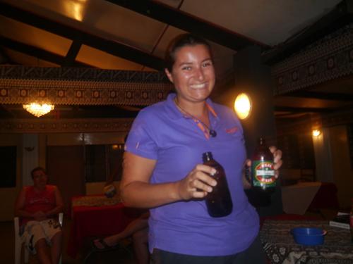 Fijian beer