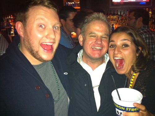 Drunk in New Orleans