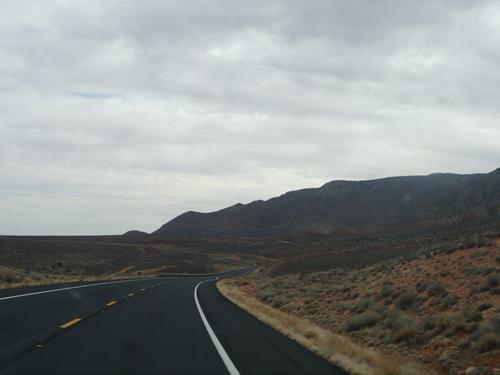 A long road in America