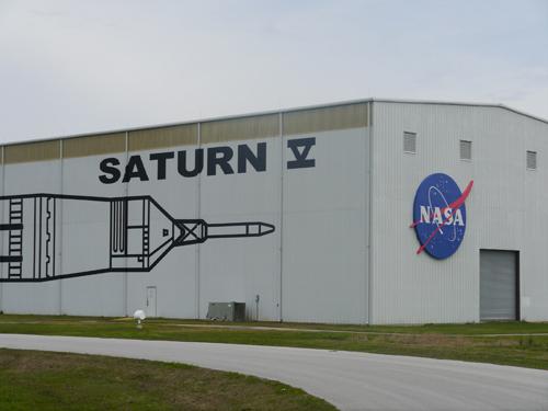 Visiting NASA, Houston, TX