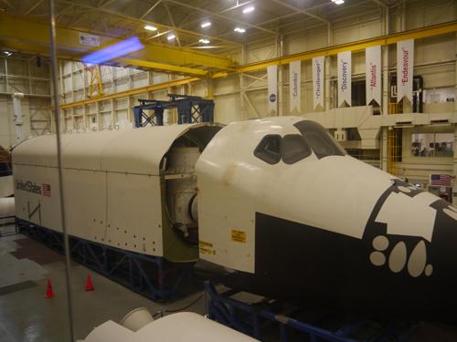 Space Shuttle, NASA