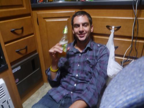 Drunk in the RV