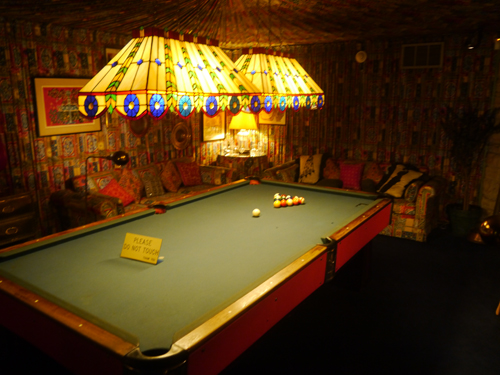 Elvis's Billiards Room