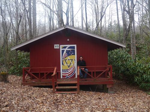 V5 Cabin, Blue Star Camps, NC