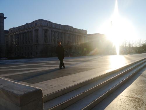Ben in Washington DC