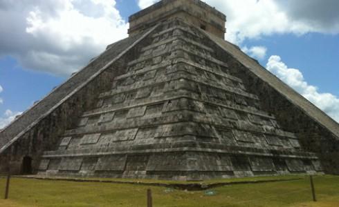 Mayan Ruins in Chichen Itza