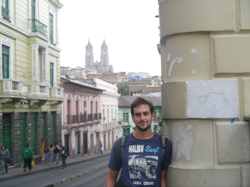 Around and about in Quito