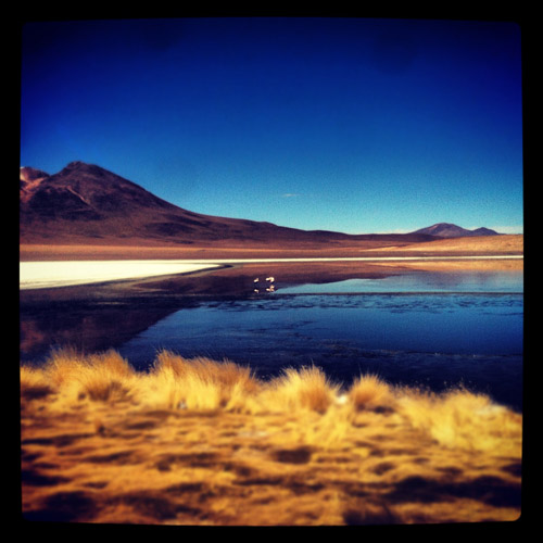 Stunning scenery in Bolivia