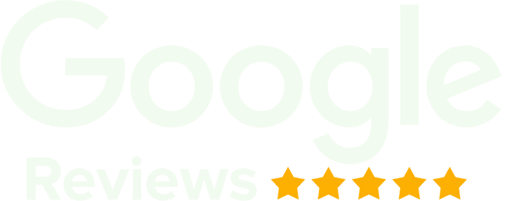 5 Star Google Review Rating