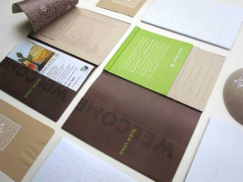 Business Stationery & Corporate Identity