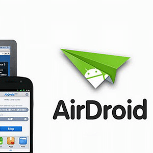 Air Droid Android App