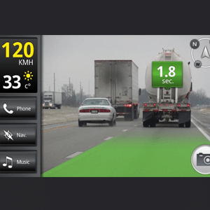 iOs Augmented Driving Android App