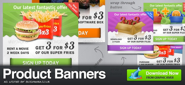 Product Banner Ads