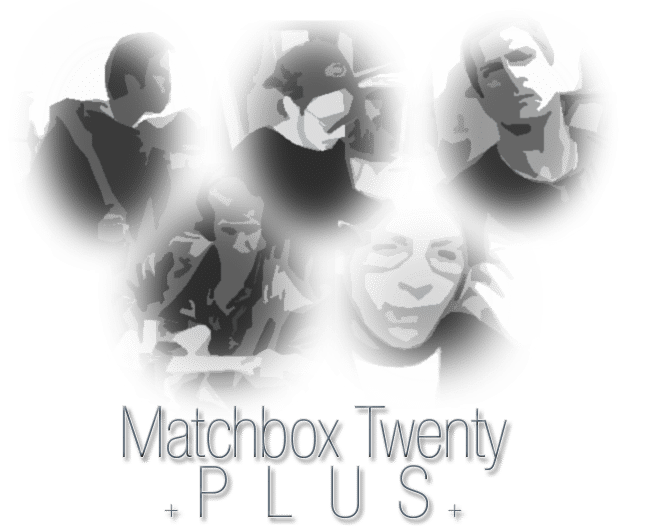 Matchbox Twenty Plus 2004 Splash Page